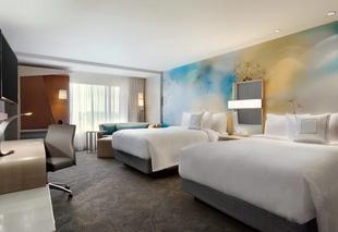 多倫多西密西沙加萬怡飯店