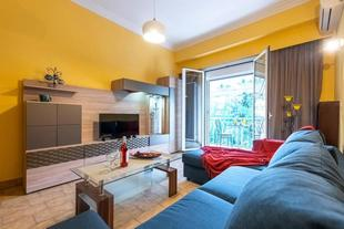 S&K Luxury Apartment in the Center of Athens