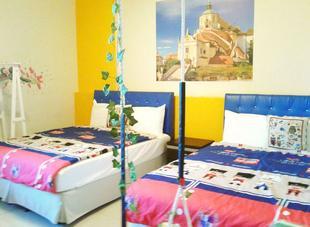 聖托裏尼音樂親子民宿 Santorini Family Themed Inn