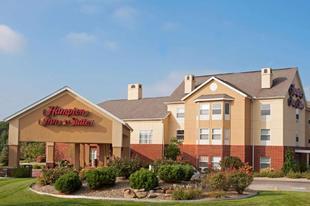 希爾頓歡朋套房飯店 - 克利夫蘭東南斯崔特斯柏羅Hampton Inn and Suites Cleveland Southeast Streetsboro