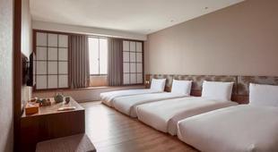 福泰桔子酒店(嘉義文化店)Orange Hotel Wenhua