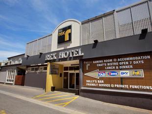 雷克斯飯店Rex Hotel