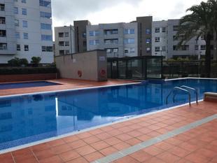 Habitación, baño privado, terraza y piscina