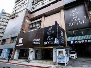 台北101艾美琪旅店六星級背包客101 Amici Hotel Six Star Hostel