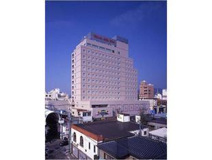 華盛頓酒店 甲府Kofu Washington Hotel Plaza