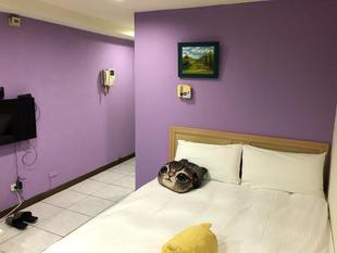 西門町公寓套房 - 18平方公尺/1間專用衛浴Simple double room Apartment - 1106