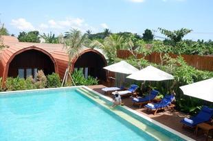 龍目島聖吉吉阿羅拉維拉飯店Aloravilla Hotel Lombok Senggigi