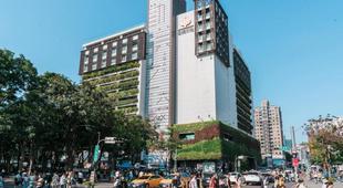 誠星旅館 Star Hostel Taichung Parklane