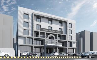 拉合爾千禧大飯店GRAND MILLENNIUM HOTEL LAHORE