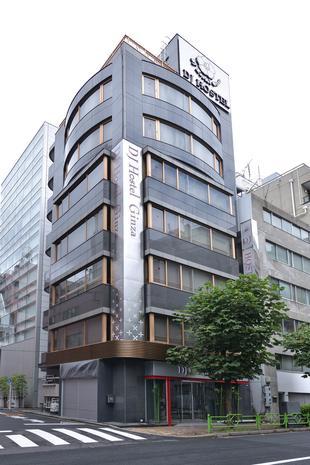 DJ銀座旅館