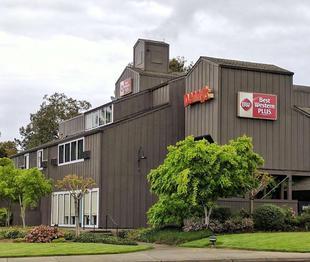 最佳西方Plus藤蔓旅館Best Western Plus Inn at the Vines