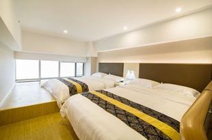 澳門輕奢酒店Qingshe Hotel