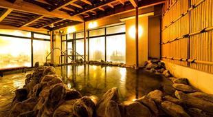 青森中心Spa酒店Hotel & Spa Aomori Center Hotel