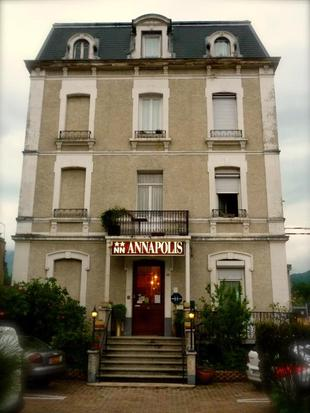 安納波利斯酒店