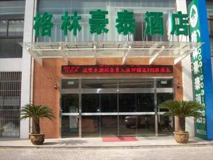 格林豪泰南通通州區政府商務酒店GreenTree Inn Nantong Tongzhou District Government Business Hotel