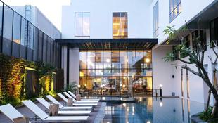 蓋亞科斯莫飯店Gaia Cosmo Hotel