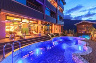 台北陽明山攬月會館Moonlight Hotel