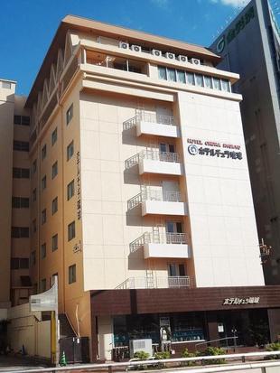 琉球美麗飯店Hotel Chura Ryukyu