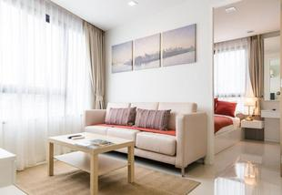 芭達雅中央區的2臥室公寓 - 58平方公尺/2間專用衛浴Superb two-bedroom in downtown Pattaya!