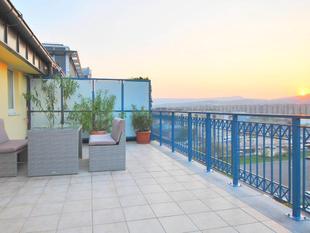布達佩斯阿爾帕德大橋公寓Arpad Bridge Apartments Budapest