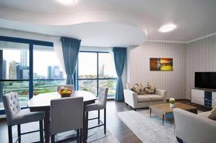 朱美拉湖大樓區的2臥室公寓 - 165平方公尺/3間專用衛浴KeyHost Holiday Homes - Jumeirah Bay X1 Tower