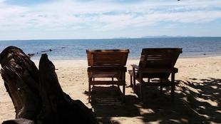 俊穆島瑞萊克斯海灘旅館