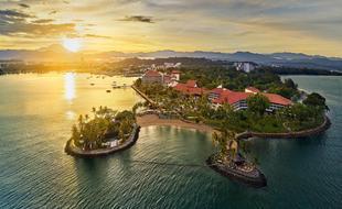 Shangri La's Tanjung Aru Resort & Spa, Kota Kinabalu
