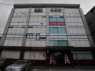首爾東大門環球戴斯城市酒店