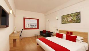 紅狐旅店 Red Fox Hotel Jaipur