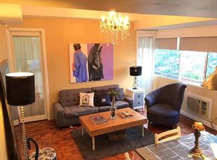 Greenhills 1BR Central Location w/ 180 degree view