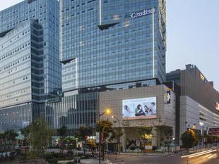 杭州馨樂庭杭州銀泰城店Citadines Intime City Hangzhou Hotel