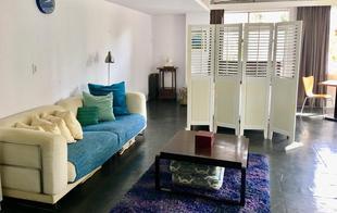 大安區的2臥室公寓 - 140平方公尺/1間專用衛浴A spacious 96 sqm duplex loft-style apartment