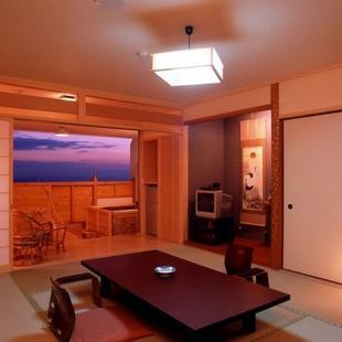 白濱天山閣海溫泉飯店Shirahama Onsen Hotel Tenzankaku Kaiyutei