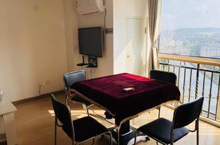 威海火車站九龍城我家酒店式公寓(香港路分店)威海火车站九龙城我家酒店式公寓(香港路分店)