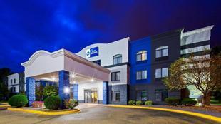 最佳西方聖保羅東麗晶廣場飯店Best Western Regency Plaza Hotel St. Paul East