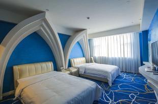 龍灣國際酒店(佛山南庄吉利購物廣場陶瓷城店)Longwan International Hotel (Foshan Nanzhuang Jili Shopping Plaza Ceramic City)