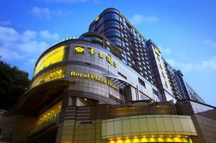 香港帝京酒店Royal Plaza Hotel