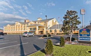 最佳西方Plus瑟西旅館Best Western Plus Searcy Inn
