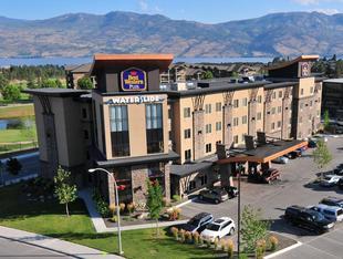 最佳西方Plus葡萄酒鄉村套房飯店Best Western Plus Wine Country Hotel and Suites
