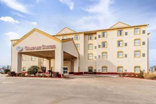 奧克拉荷馬城西南育空舒適套房飯店Comfort Suites Yukon - SW Oklahoma City