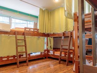 大阪平價日式背包賓館J-Hoppers Osaka Guesthouse