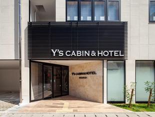 Y's膠囊飯店 - 那霸國際通Y's Cabin & Hotel Naha