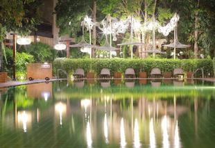 泰國沙沒頌堪飯店