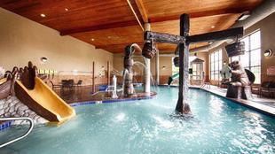 最佳西方PLUS凱莉套房旅館Best Western Plus Kelly Inn and Suites