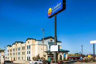 斯普林菲爾德凱富套房飯店Comfort Inn and Suites Springfield