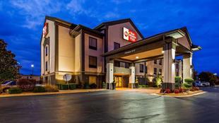 最佳西方PLUS中西城套房旅館Best Western Plus Midwest City Inn and Suites