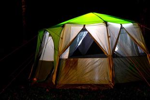 900 Woods Nature Camping