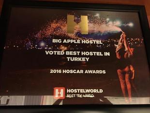 大蘋果青年旅館 Big Apple Hostel & Hotel