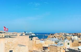 科斯皮夸的1臥室獨棟住宅 - 100平方公尺/2間專用衛浴 Kharmen -AD 1565 Character House & Valletta views