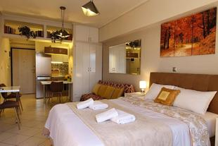Cozy Luxury Apartment in the Heart of Athens 8-1